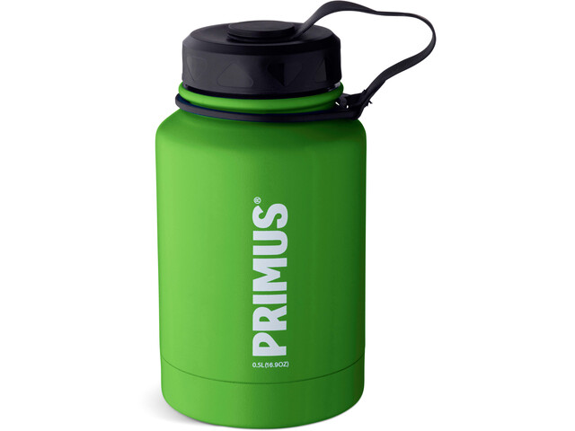 Primus TrailBottle Vacuum Water Bottle Stainless Steel 500ml, moss